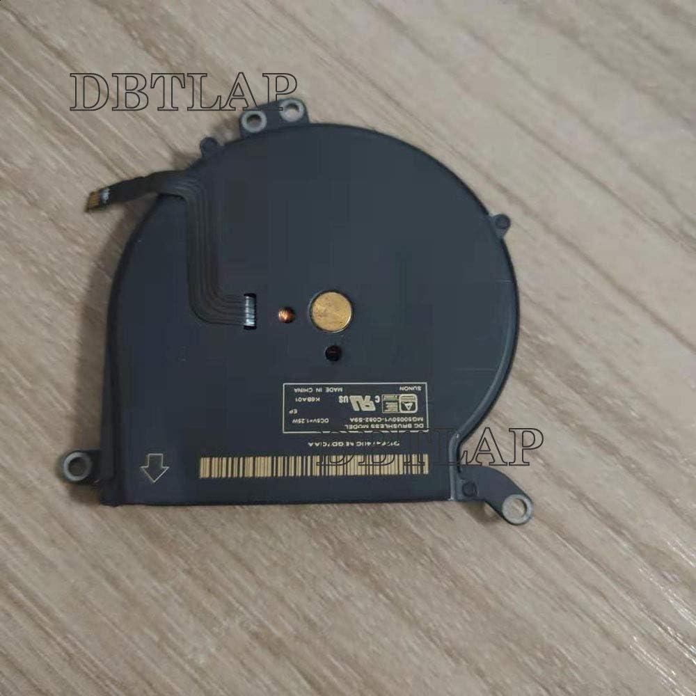 DBTLAP CPU Ventilador Compatible para Apple Macbook Air 13