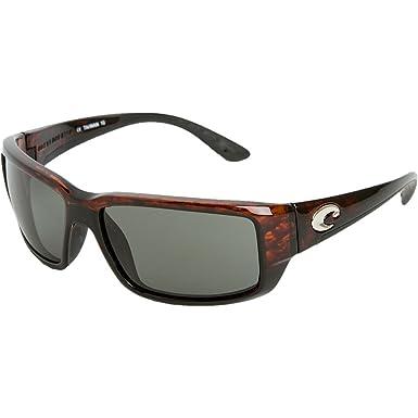 bfd6516ed16c Costa Fantail Polarized Sunglasses - Costa 580 Glass Lens Tortoise Gray