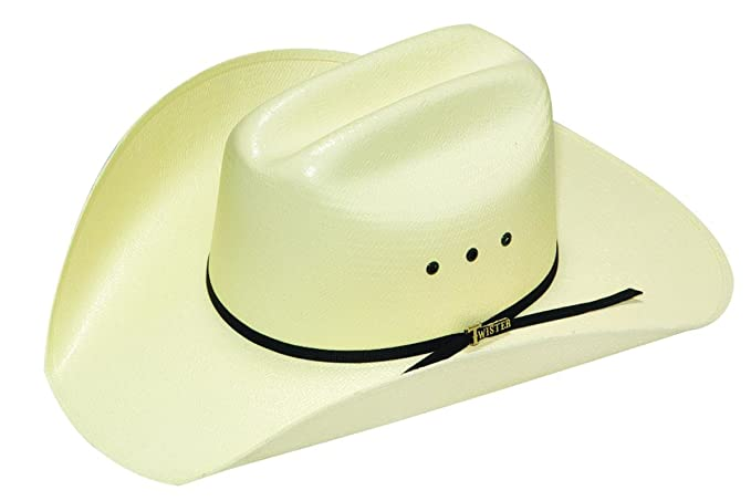 Image Unavailable. Image not available for. Color  Twister Men s 8X Shantung  Straw Cowboy Hat ... df7a45cffc6a