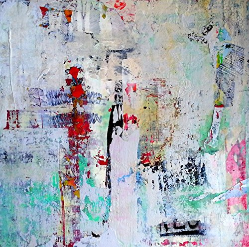 """ACCORD"" Modern Original Neutral Acrylic Painting by Rebeca Romn"