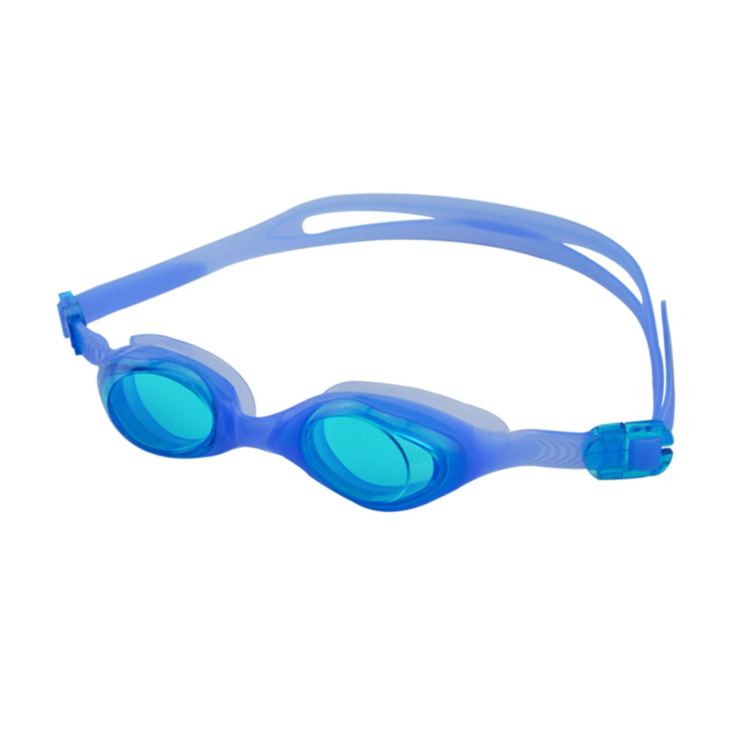 Trailing kids swimming goggles