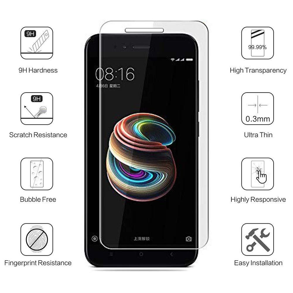 Seomusen Xiaomi Redmi Note 5 panzerglas Folie