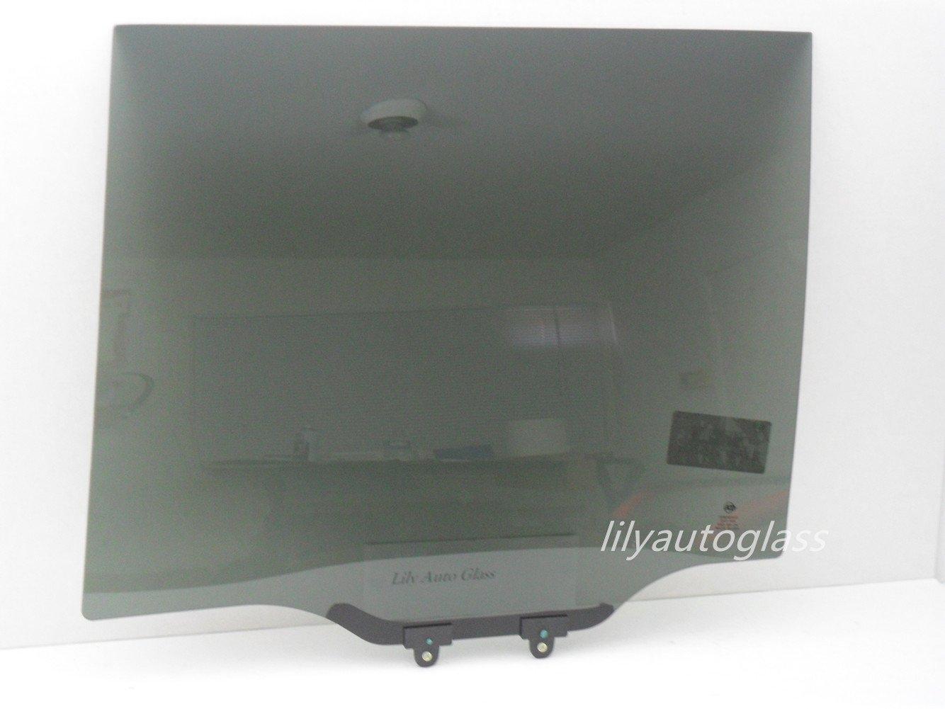 NAGD Compatible with 2003-2008 Honda Pilot 4 Door SUV Driver Side Left Front Door Window Glass