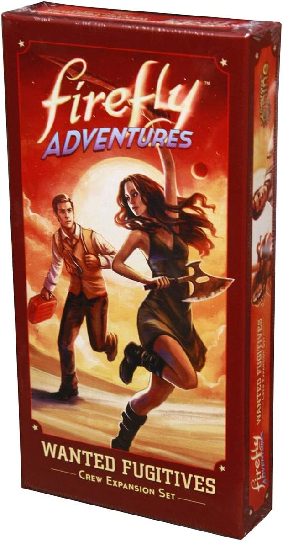 Firefly Adventures Respectable Folk Crew Expansion Set - English: Amazon.es: Juguetes y juegos