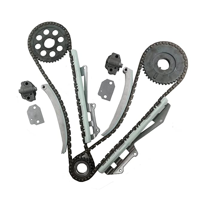 Amazon Com Moca Timing Chain Kit With Oil Pump For 1992 2004 Ford E