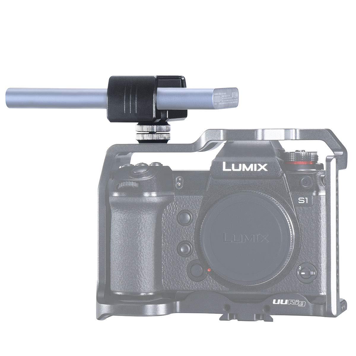 ILS - Titular R010 Soporte Abrazadera Clip Extensible para cámara ...