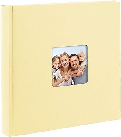 Goldbuch Little Whale Blue 25x25 60 wei/ße Seiten Babyalbum 24766