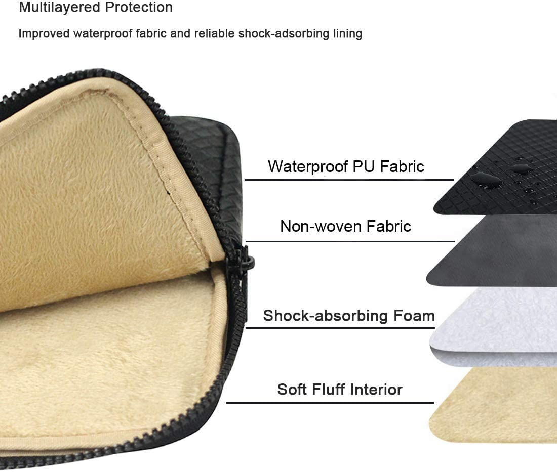 MCHENG 8 Pulgadas Bolsa Protectora para Tableta para Fire Kids Edition//Kindle//iPad Mini//Samsung Galaxy Tab//Huawei MediaPad Tableta