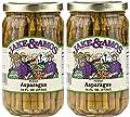 Jake & Amos - Pickled Asparagus / 2 - 16 Oz. Jars
