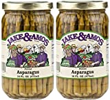 Jake & Amos - Pickled Asparagus / 2 - 16 Oz. Jars