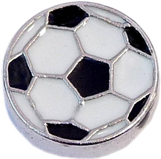 Balón de fútbol flotante Locket Charm: Amazon.es: Hogar