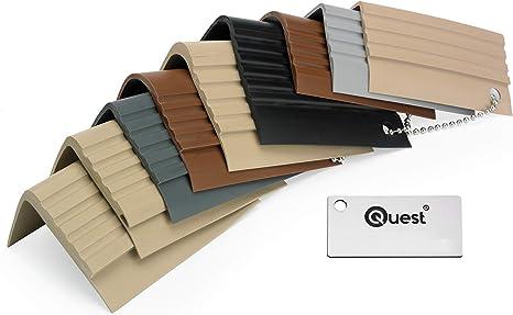 Quest Profil/é pour nez de marche en caoutchouc PVC 40 x 25 cm