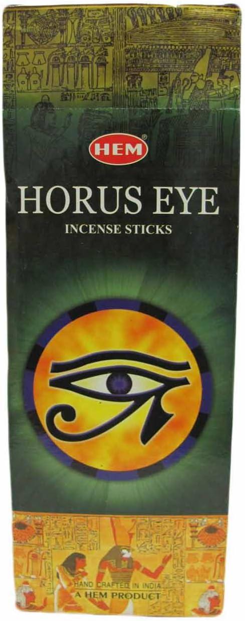Himsa  Seeing Eye Incense Bottle