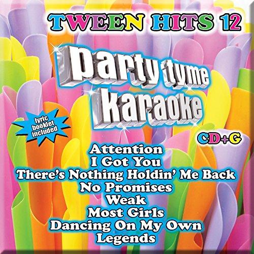 Party Tyme Karaoke - Tween Hits 12 [8+8-song CD+G]