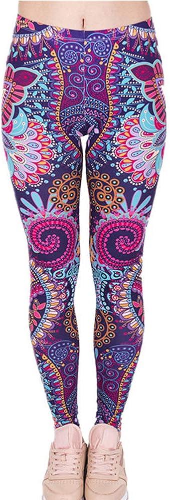 Uesaes Girl Leggings Womens Ultra Soft Valentine Printed Fashion Leggings
