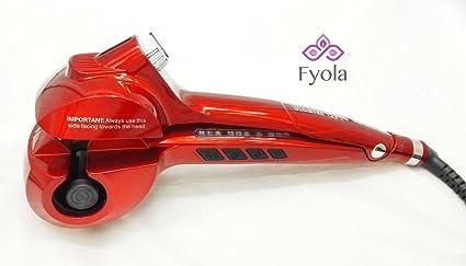 Fácil de usar de vapor rizador de cabello [Fyola] – Beautiful larga duración rizos