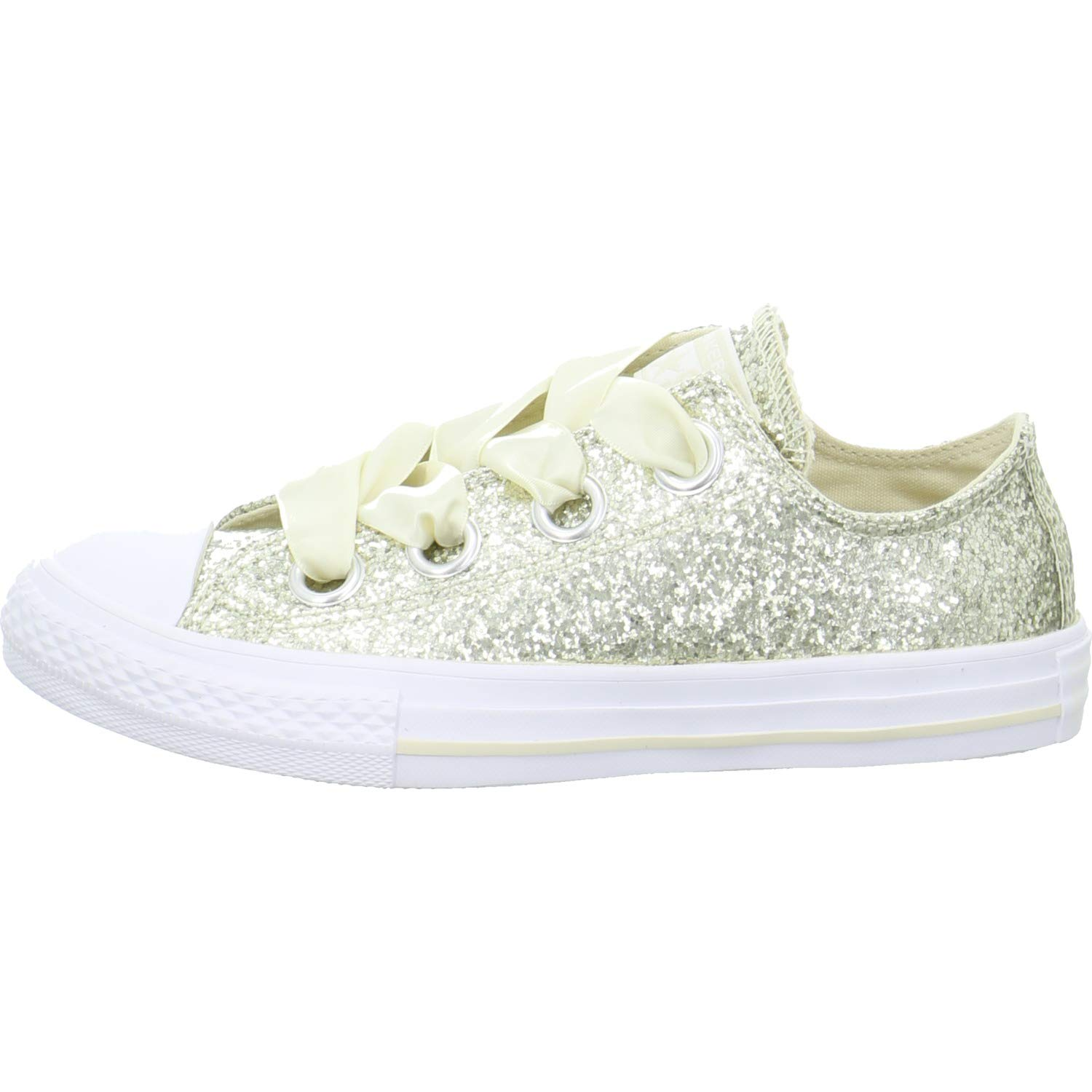 Converse Kids Chuck Taylor All Star Big Eyelets Ox Casual Shoe