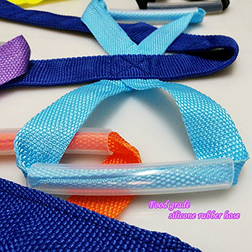 YCT Walking Rope -16 colorful handles (137inch) by YCT (Image #1)