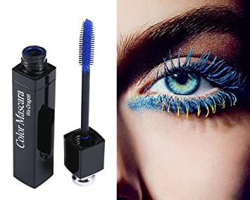 niceEshop(TM) Color Lash Mascara Waterproof Cosmetics for Halloween, Easter, Photo Studio