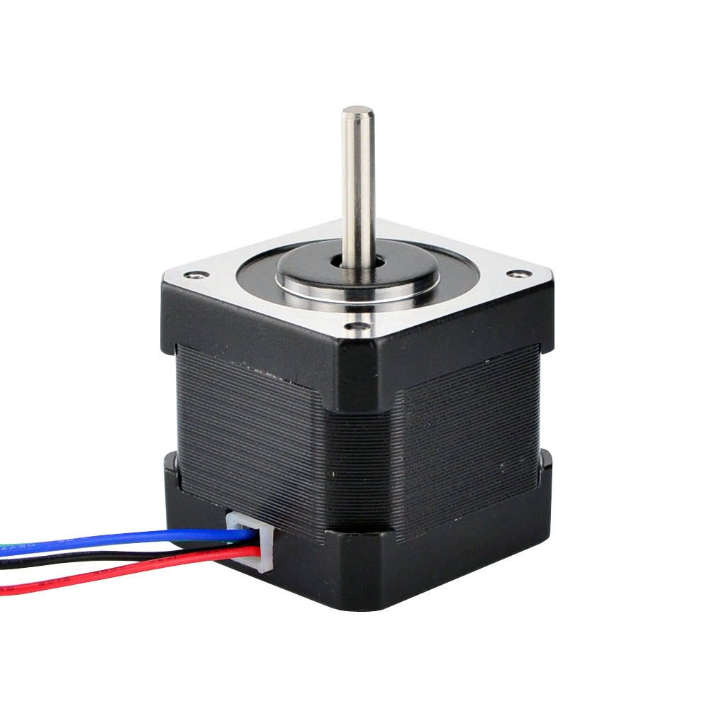 Stepper Motor Nema 17 Bipolar 40mm 64ozin45ncm 2a 4 Wiring Reprap Prusa Mendel Build Manual Nextday Lead 3d Printer Hobby Cnc Camera Photo