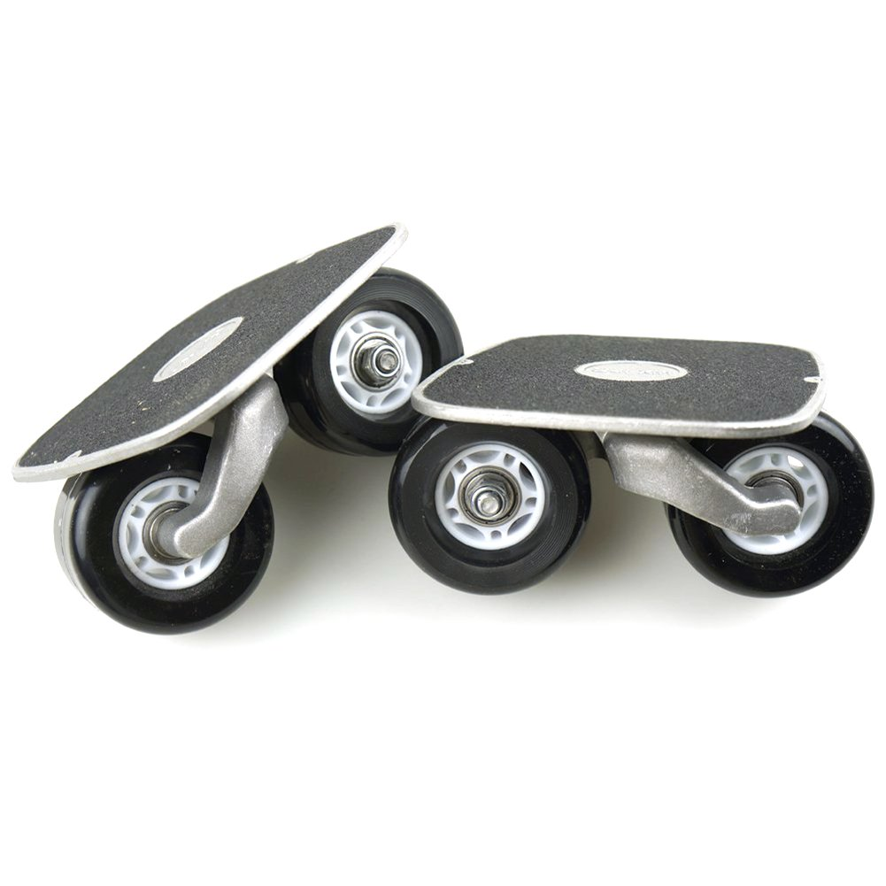 LOOYUAN Portable Roller Road Drift Skate Plates Anti-slip with High Quality PU Wheels Abec-7 Bearings Fasting Shipping