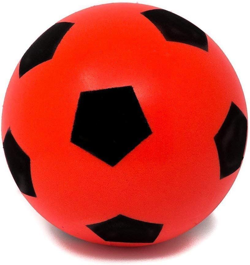 KANKOO Mini Ball Fútbol Soccer Table Foosball Oficial Fussball Reemplazo Suave Bolas de plástico 32mm 6 Pack Rojo y Amarillo Juego de Mesa Bolas para Actividades Deportivas: Amazon.es: Deportes y aire libre