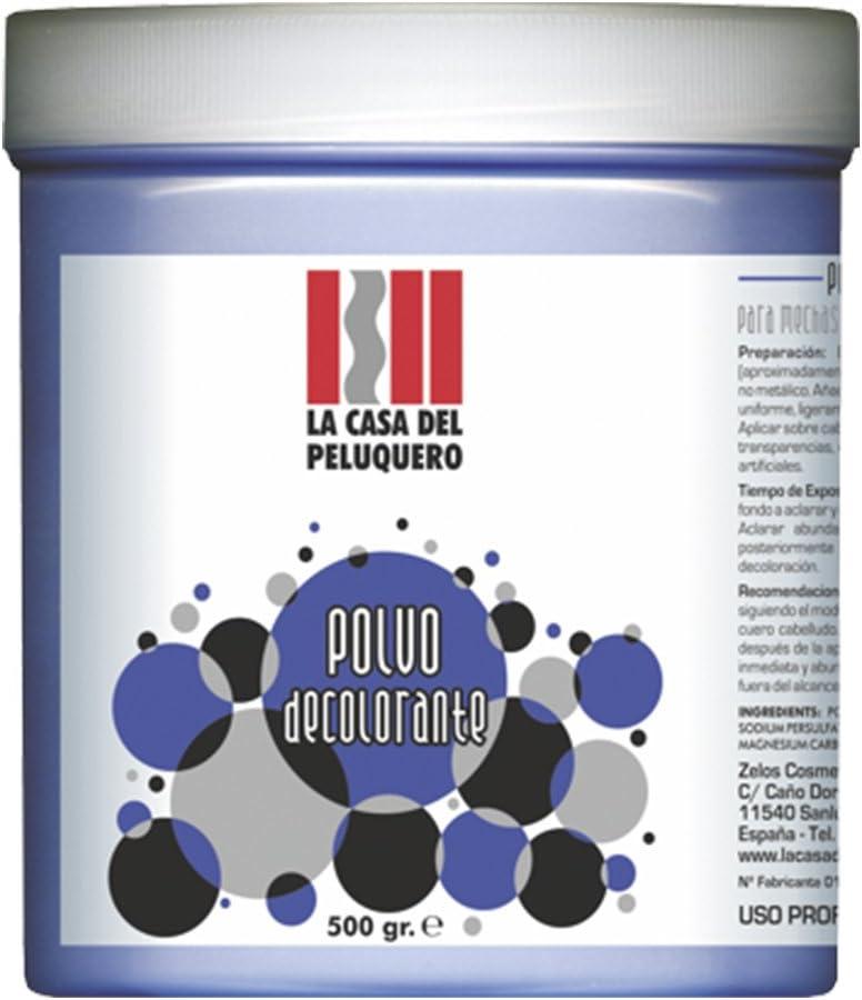 Polvo Decolorante Rápido y Potente - 500 gr - Decoloración ...