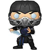 Pop Funko 1057 Sub Zero Metallic Mortal Kombat