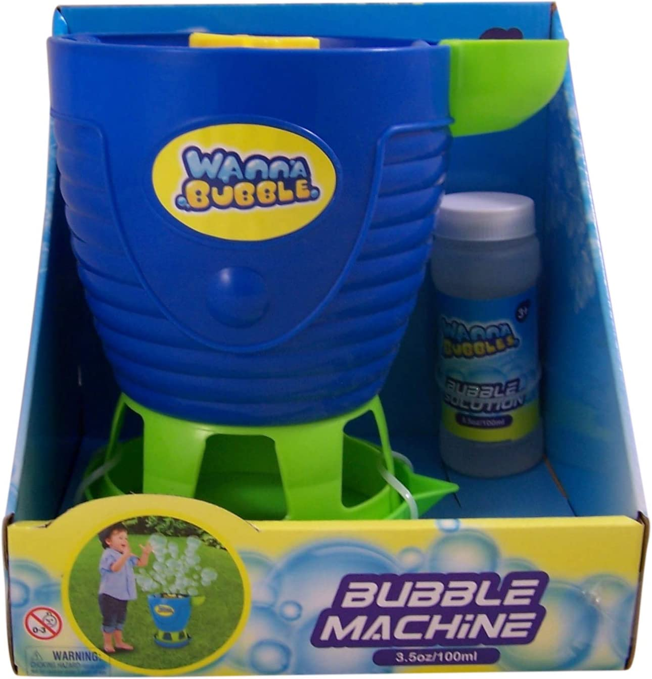 UPD Bubble Machine