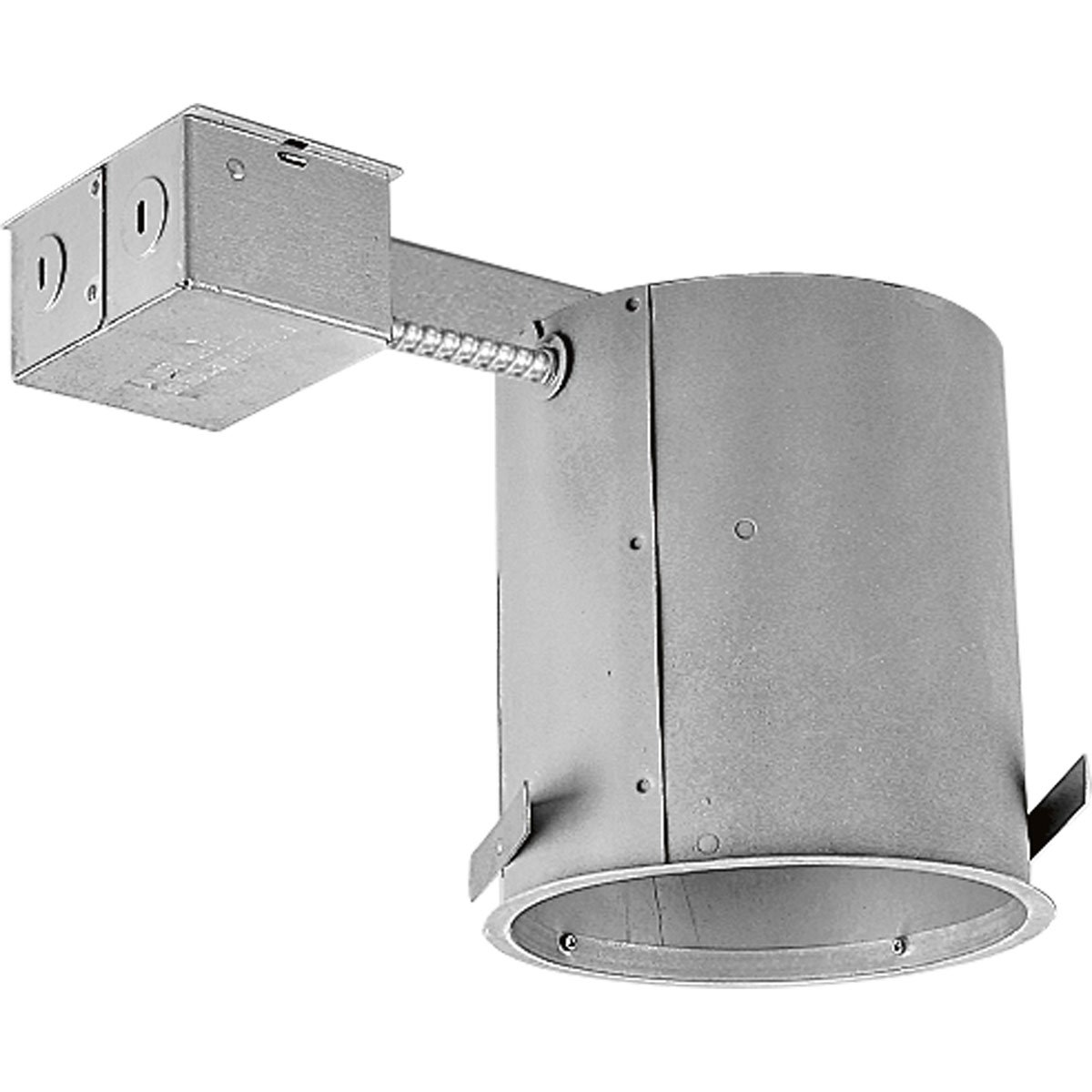 Progress lighting 94187tg0 remodel recessed lighting housing for use progress lighting 94187tg0 remodel recessed lighting housing for use in existing ceilings recessed light fixture housings amazon aloadofball Image collections