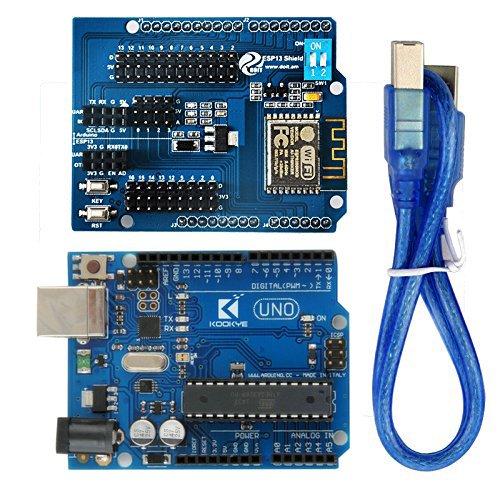 Funduino Mega 2560 R3 Module Compatible w/ Arduino Mega