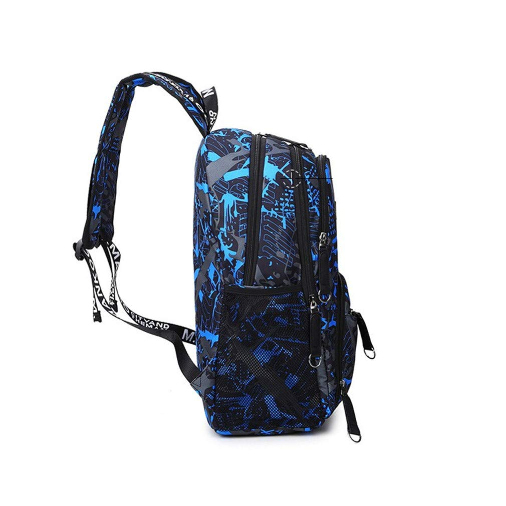 Amazon.com: Fashion Men Backpacks Waterproof Travel Multifunctional Bags Male Laptop Backpack: Clothing