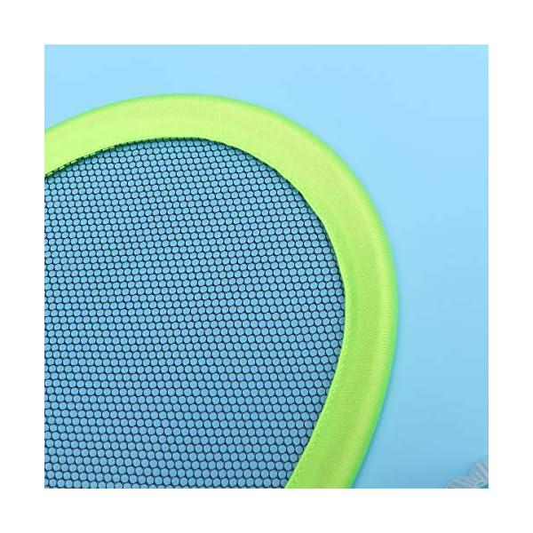 BESPORTBLE Set di Racchette da Tennis Maniglie Resistenti Badminton Racchette da Gioco Giochi da Spiaggia per Bambini… 3 spesavip