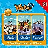 Wickie-3-CD Hörspielbox Vol.3