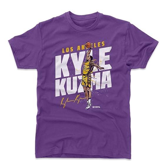 Amazon.com: 500 nivel Kyle Kuzma – playera Los Angeles ...