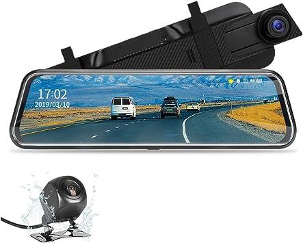 2020 Neue Version Jansite 10 Zoll Spiegel Dashcam Full Elektronik