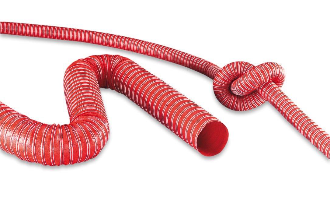 Tubes silicone haute température Norres, diamètre, 39100632005-0000000400
