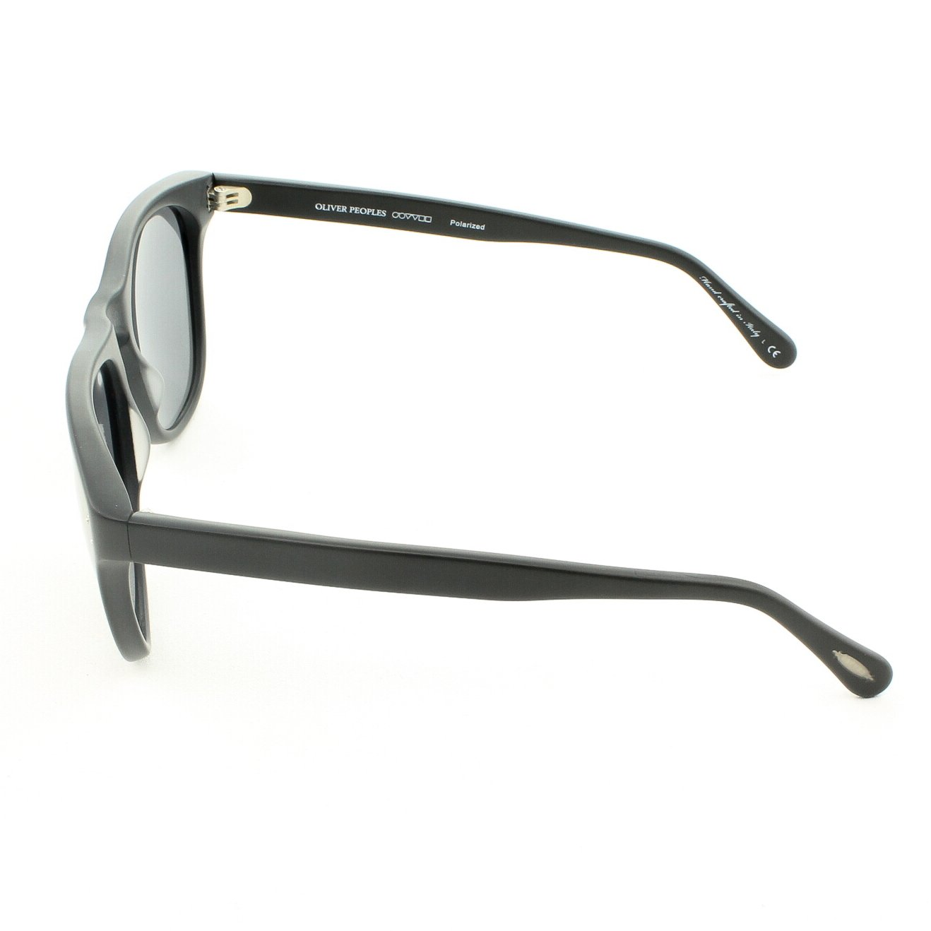 Oliver Peoples Sunglasses Daddy B 5091 132481 Matt Black Grey ...
