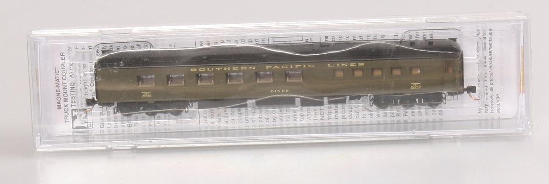 【超特価】 Micro Trains NスケールHeavyweight Diner車 Pacific、Southern Pacific Diner車、Southern 1460070 Trains B00QO42JCI, 東京カー用品流通センター:81eacfda --- a0267596.xsph.ru