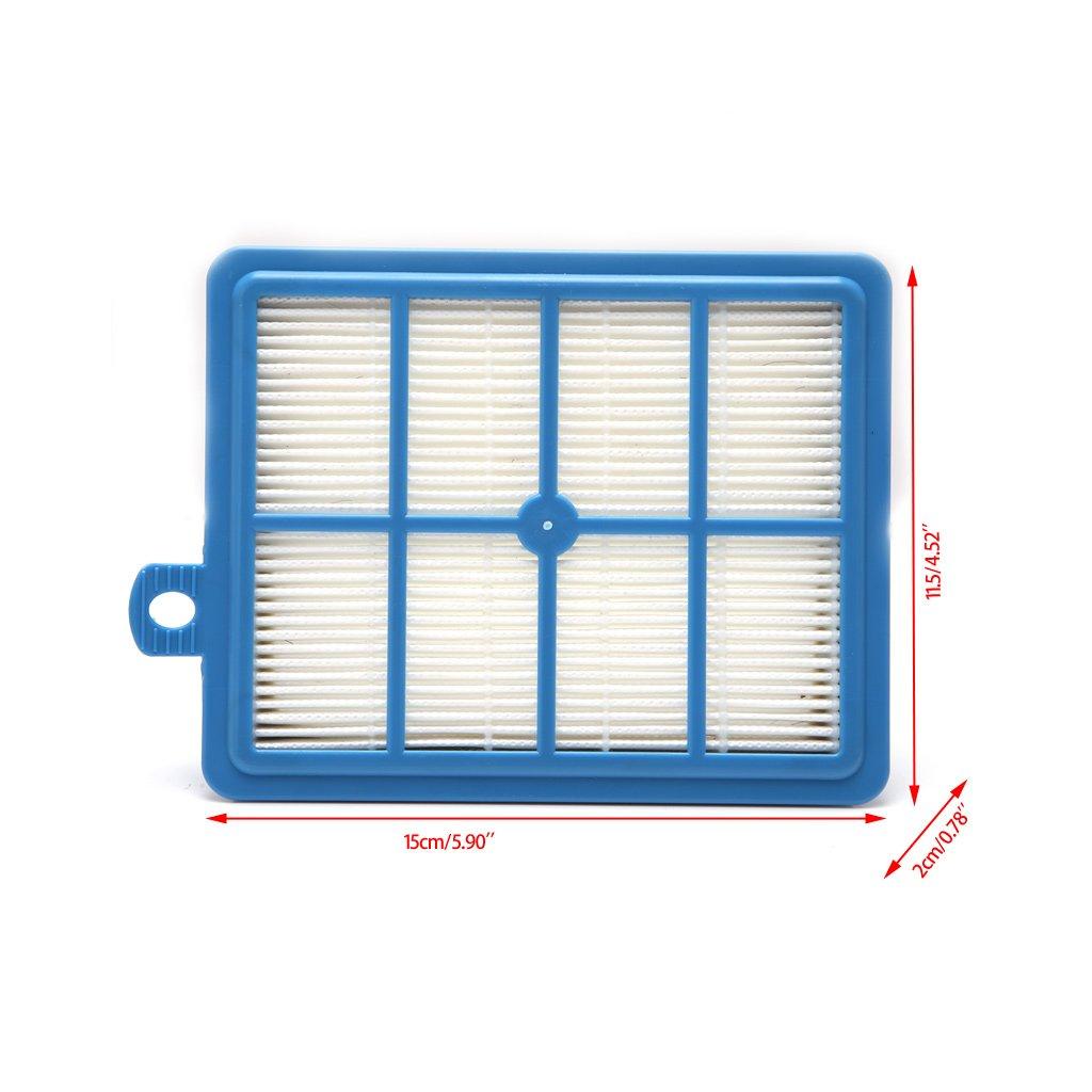 JunYe Filtro de reemplazo Aspirador HEPA Filtro para Philips FC9083 FC9087 FC9088 Accesorio del Aspirador