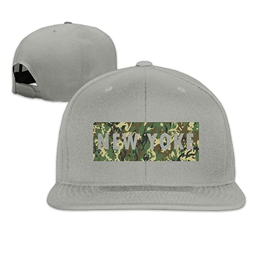 Camouflage New York Hip Hop Snapback Baseball Caps For Men Women at Amazon  Men s Clothing store  541c4d00692c