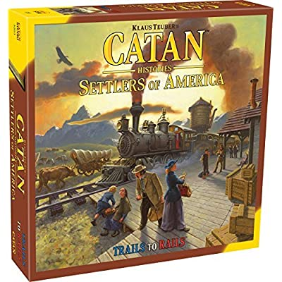 Catan Histories: Settlers of America: Toys & Games