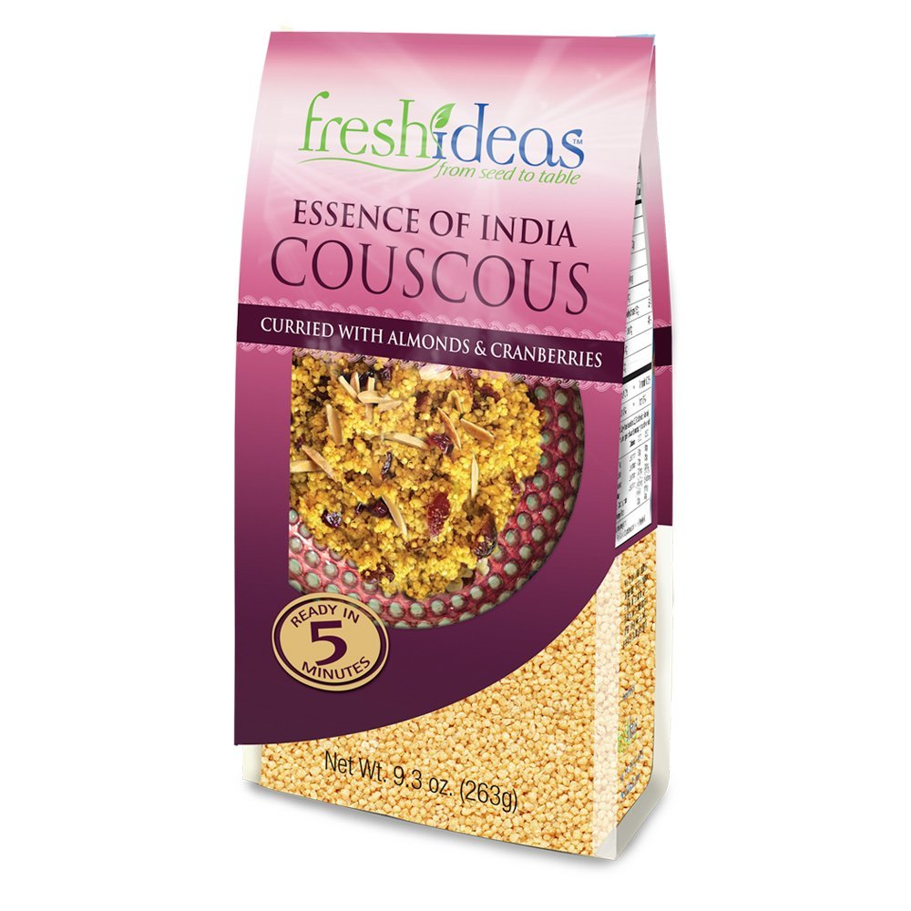 Fresh Ideas Quick Cook Meals-Essence of India- 3 Pack Quick Meals