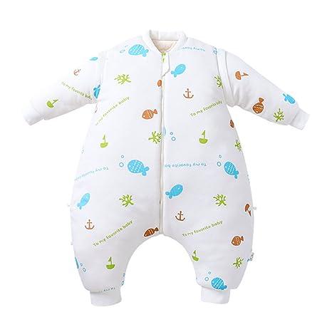 chilesuessy saco de dormir Saco de dormir para bebé 2,5 Tog traje Cartoon Design