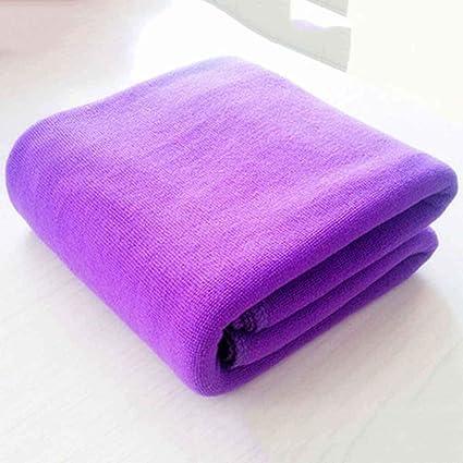Arichtop Gruesa Microfibra Tela Toalla de baño Suaves absorbentes de Secado rápido Toallas de baño 70