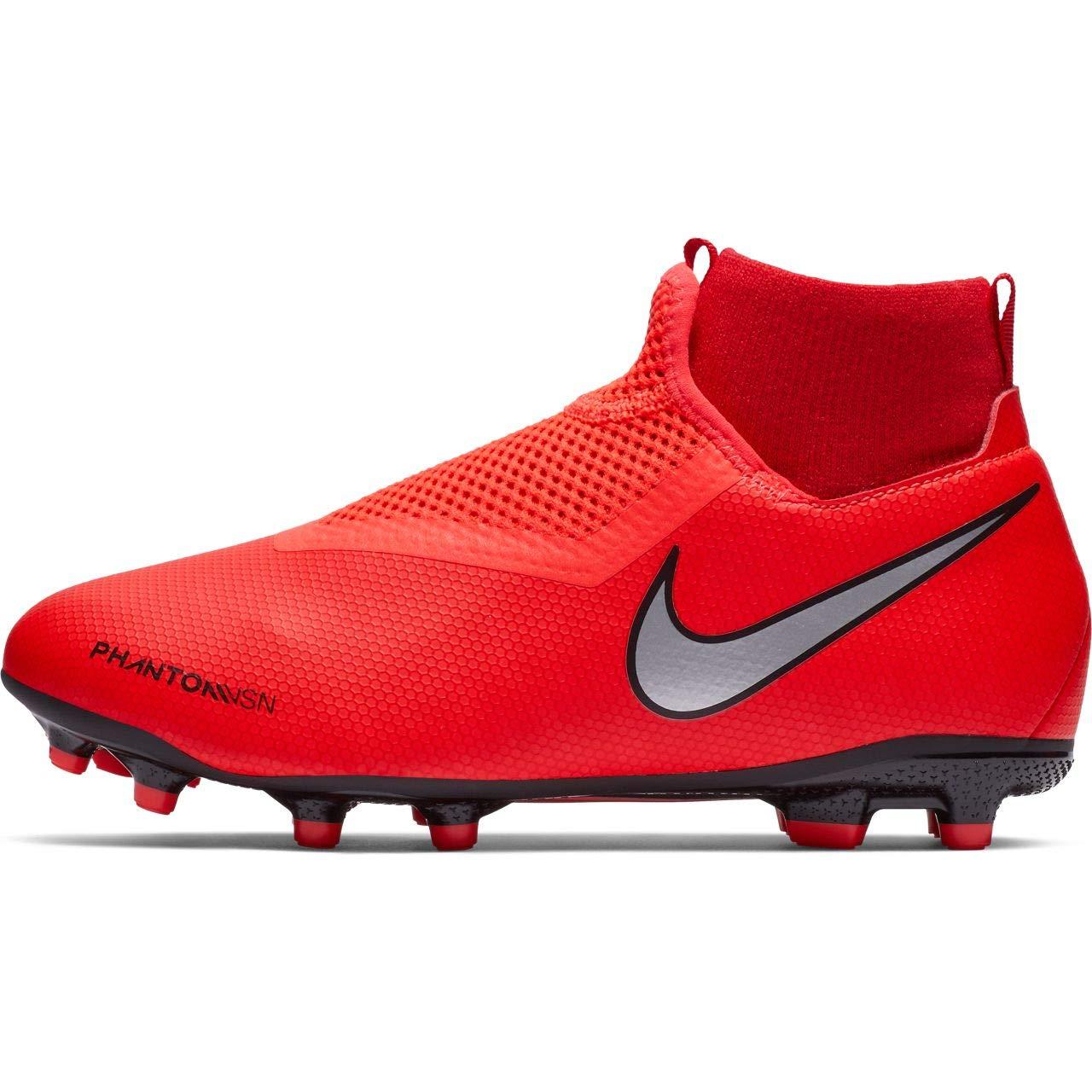 Nike Youth Phantom Vision Academy DF Soccer Cleats (6 Big Kid M US)