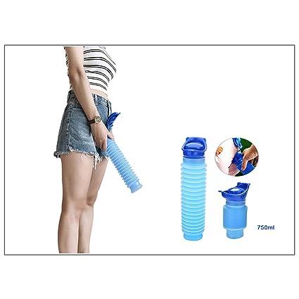 10 st/ücke Urinbeutel Einweg Outdoor Notfall Urinieren Taschen 600CC Mobile Toiletten f/ür Kinder Frauen M/änner Winbang Tragbare Urinbeutel