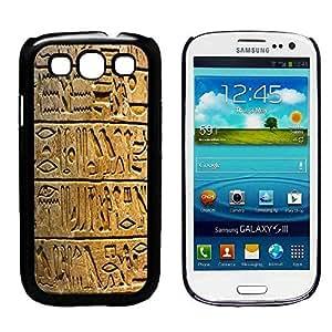Aztec Wall Galaxy S3 Phone Case