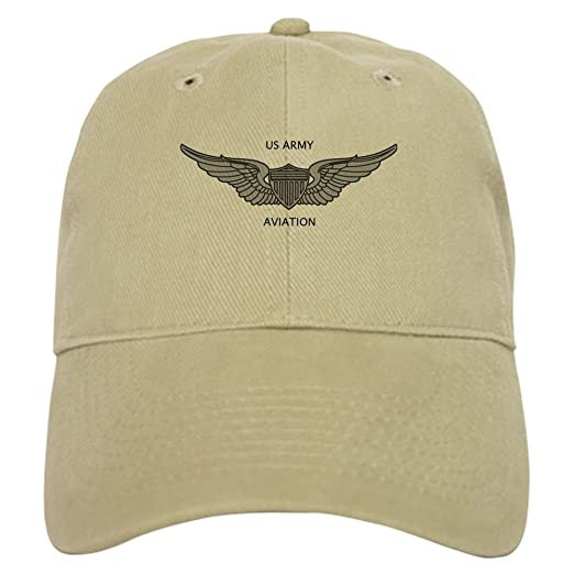 Amazon.com  CafePress - Army Aviation - Baseball Cap with Adjustable ... 26cfdd021eb