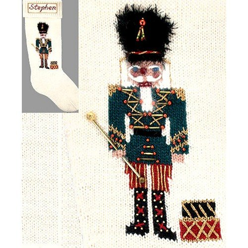 Heirloom Nutcracker - Elegant Heirlooms Christmas Stocking Kit Munchen Nutcracker